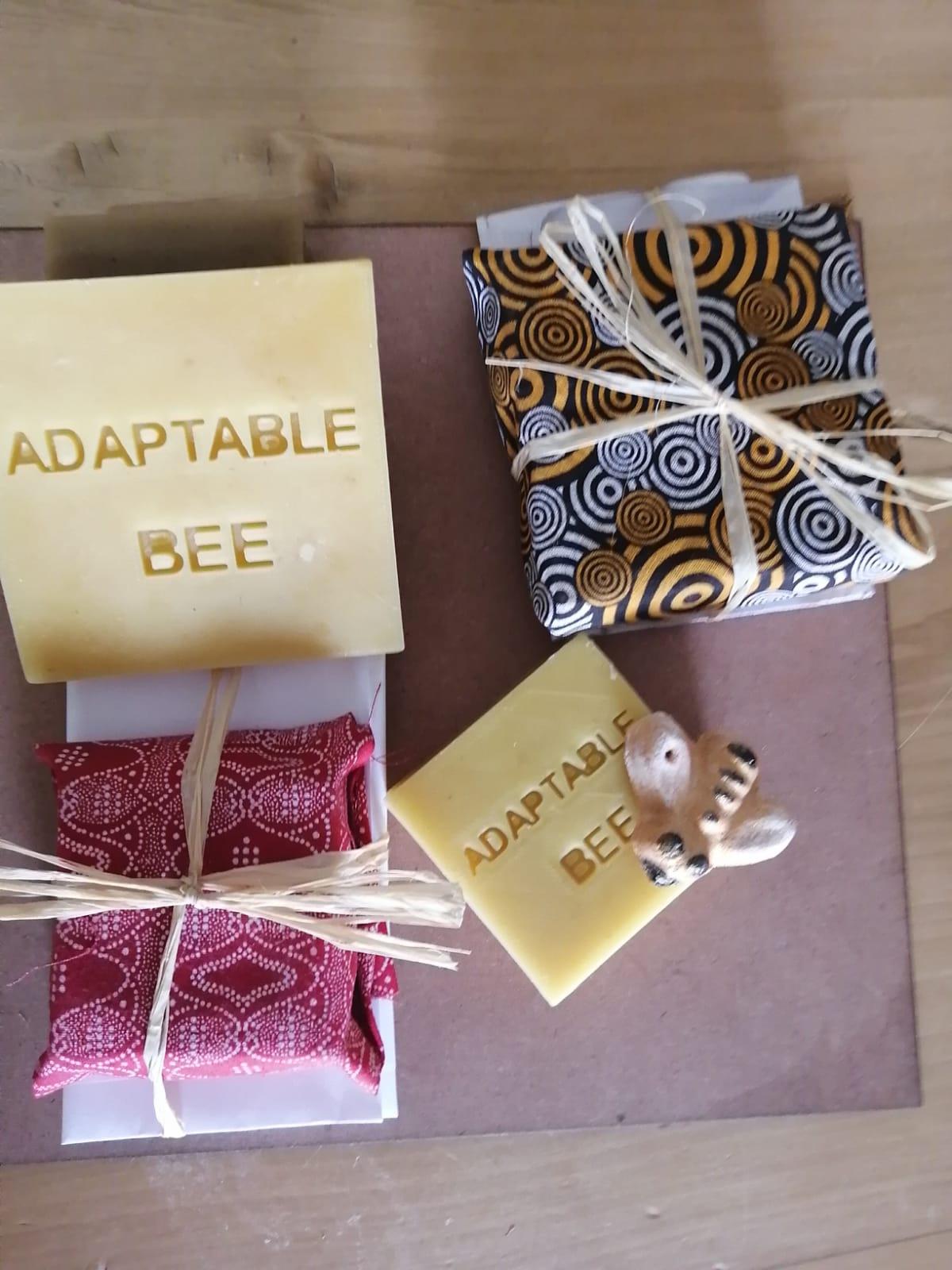 Beeswax Wraps DIY | The Adaptable Bee