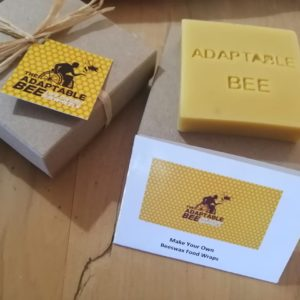 DIY Beeswax Food Wrap Kits