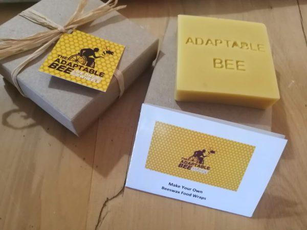 DIY Beeswax Food Wrap Kits