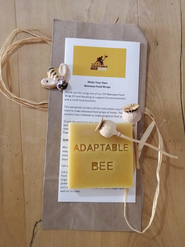 DIY Beeswax Wrap Blend – Packaged Kit