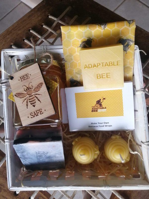 Bee Happy Gift Hamper   The Adaptable Bee