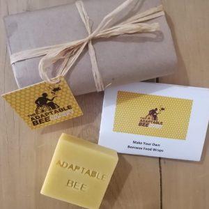 DIY Beeswax Recharge / Starter Kit | The Adaptable Bee